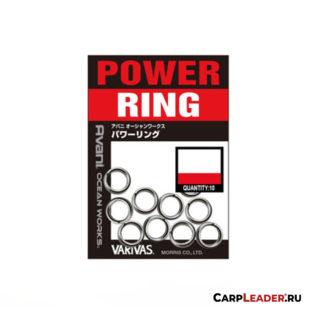 Заводные кольца Varivas Power Rings