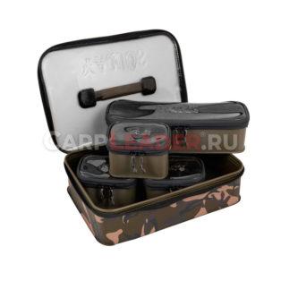 Набор водонепроницаемых сумок Fox Aquos Camo Accessory Bag System