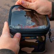 Водонепроницаемая сумка Fox Aquos Camo Accessory Bags M