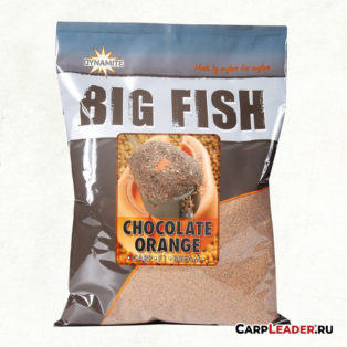 Прикормка Dynamite Baits 1.8 кг Chocolate Orange Groundbait