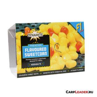 Кукуруза насадочная Dynamite Baits Frenzied Target Sweetcorn F1 Yellow