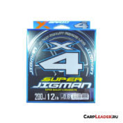 YGK X-Braid Super Jig Man X4 200m