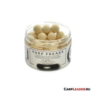Бойлы плавающие CCMoore Pop Up Carp Freaks White 12 mm Фруктово-кремовый запах