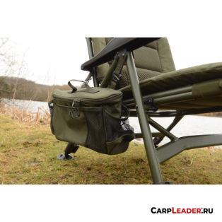 Стул + сумка для аксессуаров Solar SP C-Tech Recliner Chair