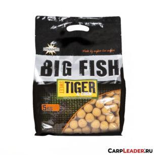 Бойлы Dynamite Baits 20 мм. Sweet Tiger & Corn 1.8 kg