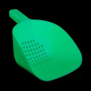 Ковш для прикормки Ridge Monkey Nite Glo Bait Spoon XL с отверстиями