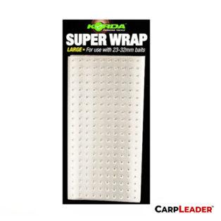 Защитная плёнка для бойлов Korda Super Wrap 32mm