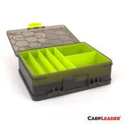 Коробка Matrix Double Sided Feeder & Tackle Box для аксессуаров