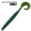 Приманка силиконовая Deps Deathadder Curly 5 - deps - yaponiya - 02