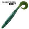 Приманка силиконовая Deps Deathadder Curly 5 - deps - yaponiya - 11