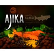 Бойлы вареные FFEM Ajika Boilies 20 мм. Salmon 1 кг.