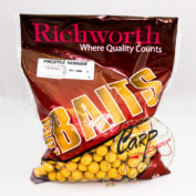 Бойлы Richworth Euroboilies 15 мм 1kg Ананас ричи