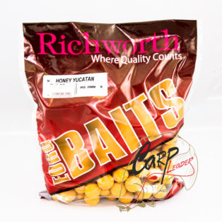 Бойлы Richworth Euroboilies 20 мм 1kg Мед ричворт