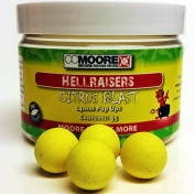 Бойлы плавающие CCMoore Hellraisers Pop Up Citrus Blast 12mm