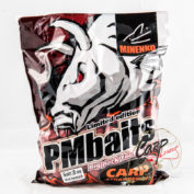 Бойлы Minenko PMbaits Big Pack Boiles Soluble Strawberry 26 mm 3 кг.