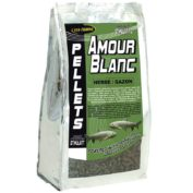 Пеллетс Fun Fishing Pellets Herbe Gazon 1kg 6mm