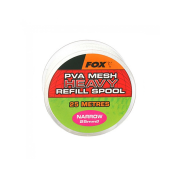 ПВА медленно растворимая сетка Fox Narrow 10m/25mm Refill Spool Heavy Mesh PVA