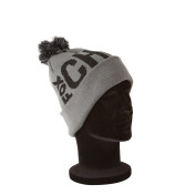 Шапка с пумпоном Fox Chunk Bobble Hat — Black/Grey