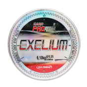 Леска монофильная Fun Fishing Excellium Kaki 0.25mm kg 1000m