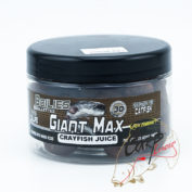 Бойлы бойлы для ловли сомов Fun Fishing Giant Max — Bouillettes — Crayfish Juice — 30mm — 270Gg