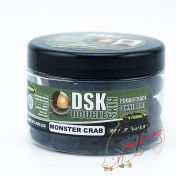 Бойлы насадочные с пылящей оболочкой Fun Fishing DSК — Monster Crab-18 mm-250 gr