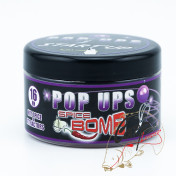 Бойлы плавающие Fun Fishing Pop-Up 90gr 16mm StartUp Spice Bomb серии старт-ап