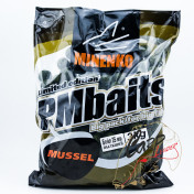 Бойлы Minenko PMbaits Big Pack Boiles Soluble Mussel 26mm 3 кг.