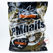 Бойлы Minenko PMbaits Big Pack Boiles Soluble Honey 26mm 3 кг.