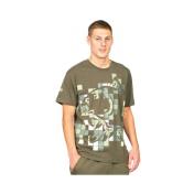 Футболка Nash T-Shirt Green XXL