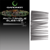 Отводчик силиконовый Gardner Covert Anti-Tangle Sleeves BlackSilt