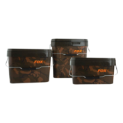 Ведро Fox Camo Square Buckets — 17 Litre