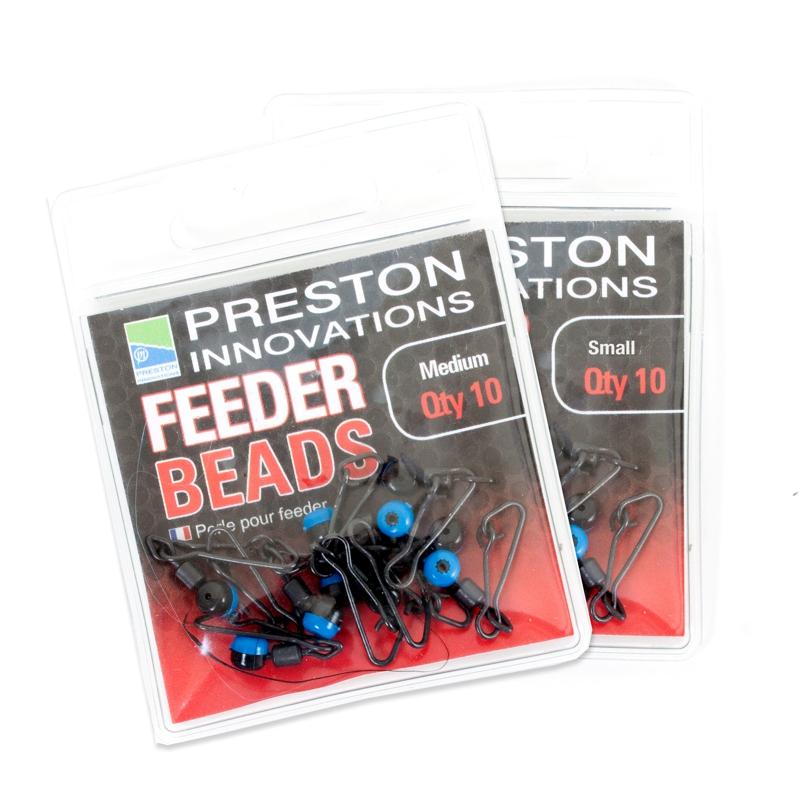 Крепеж для кормушек Preston Innovations Preston Feeder Beads — S