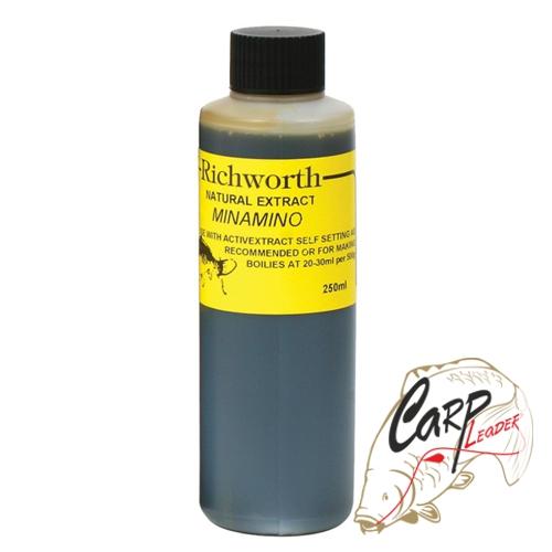 Добавка для изготовления бойлов и прикормки Richworth 250ml Minamino