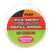 ПВА быстро растворимая сетка запаска Fox Narrow 25m/25mm Refill Spool Heavy Mesh PVA