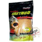 Прикормка Traper 00111_ Method Mix Japonese squid-octopus 1кг