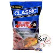 Бойлы Fun Fishing Classic — Bouillettes — 2kg — 15mm — Hot Chili Pepper