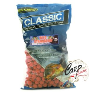 Бойлы Fun Fishing Classic — Bouillettes — 2kg — 20mm — Fraise Sauvage