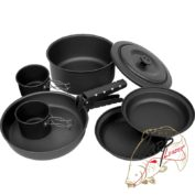 Набор посуды PROLogic Survivor Camping Cook Set — 8pcs