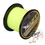 Леска PROLogic XLNT HP 1000m 14lbs 6.6kg 0.30mm YelloViz