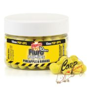 Бойлы плав.Dynamite Baits 10 мм. Pineapple & Banana Fluro