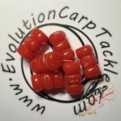 Искусственная плавающая приманка Evolution Corn Ball Stacks Red 6 шт.