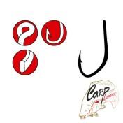 Крючки Gamakatsu Hook LS-2283B Ring Eye Serie №8