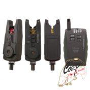 Набор электронных сигнализаторов K-Karp Pulsar Ads Mini Bite Alarm Set 3+1