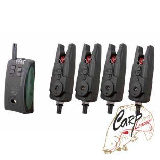 Набор электронных сигнализаторов K-Karp Pulsar Ads Mini Bite Alarm Set 4+1