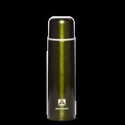 Термос бытовой, вакуумный, питьевой Арктика для напитков 1000мл зеленый
