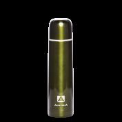 Термос бытовой, вакуумный, питьевой Арктика для напитков 750мл темно-зеленый