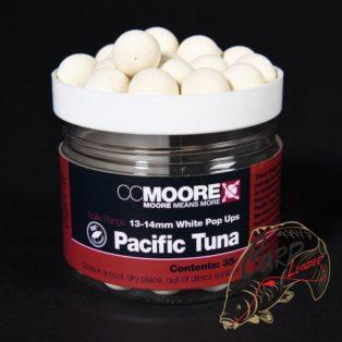 Бойлы плавающие CCMoore Pacific Tuna White Pop Ups 13/14mm