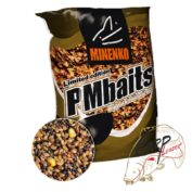 Прикормка Minenko PMbaits Big Pack Ready To Use Spod Mix Strawberry 4кг