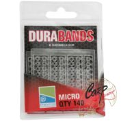 Силиконовые кольца Preston Innovations Preston Dura Bands — Micro Size