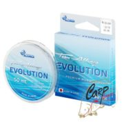 Леска монофильная Allvega Evolution 50м 0